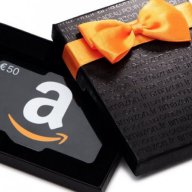 Carte cadeau Amazon 50€